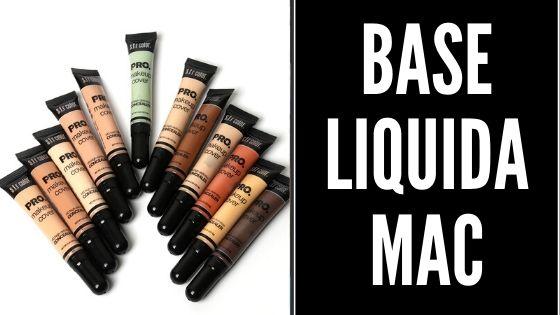Base Liquida Mac