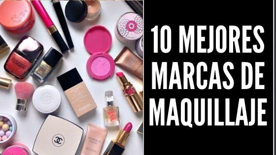 10 Mejores Marcas De Maquillaje