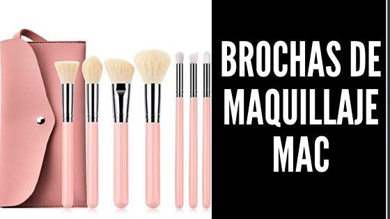 Brochas De Maquillaje Mac