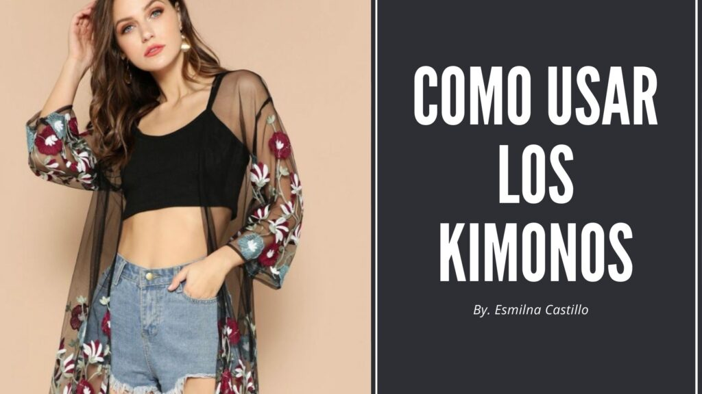 Como Usar Los Kimonos